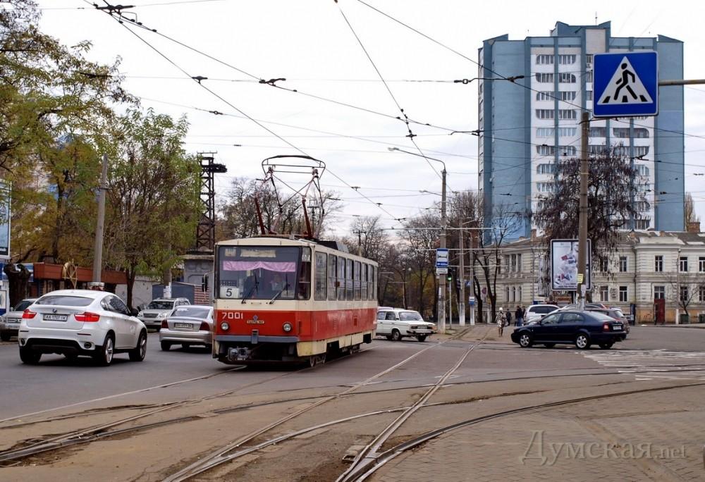 Новый трамвай №4 будет введен