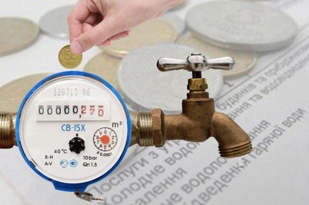 """Повідомлення про намір КП """"Управління ВКГ» здійснити зміну діючих тарифів з централізованого водопостачання, водовідведення та встановити тарифина послуги з постачання холодної води, водовідведення (з використанням внутрішньо будинкових систем)"""
