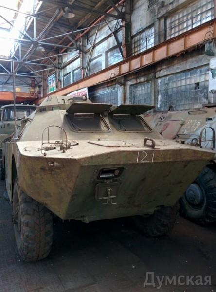 Одесский машиностроительный завод