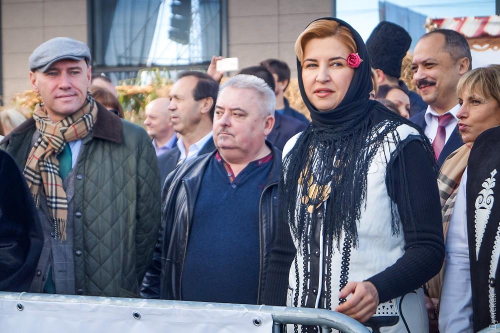 Башкан Ирина Влах - бывший коммунист, сейчас соратница президента Додона. Настроена пророссийски