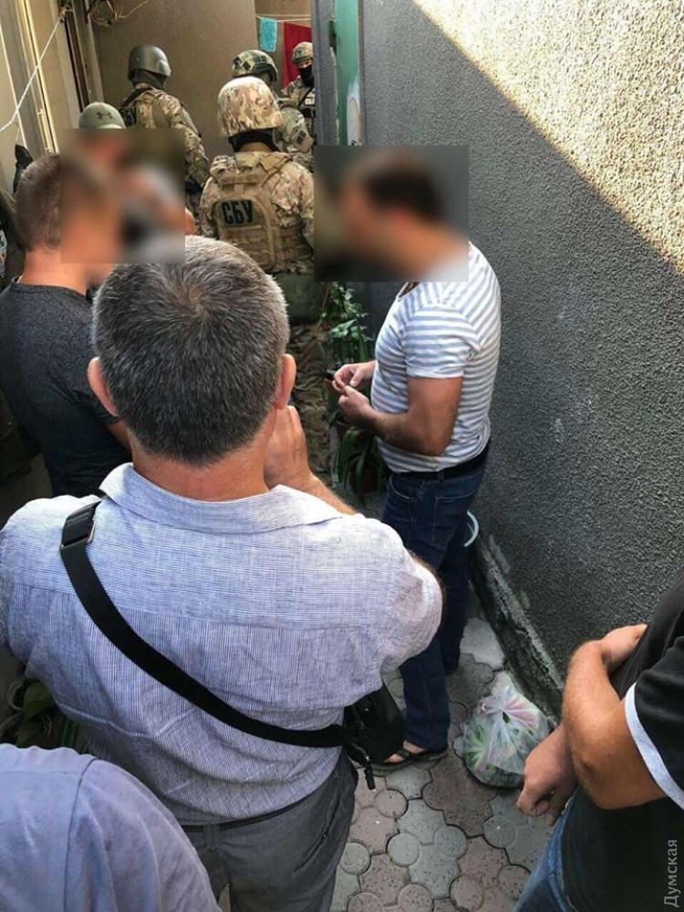 В Одессе правоохранители задержали крупную банду угонщиков автомобилей, действовавшую по всей Украине