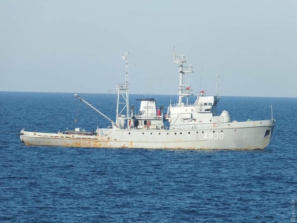 Украинские ВМС перебрасывают две единицы из Одессы в Азовское море: им предстоит пройти Керченский пролив
