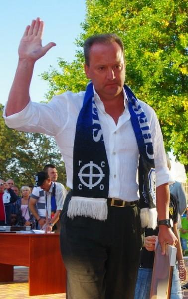беланов идет на выборы