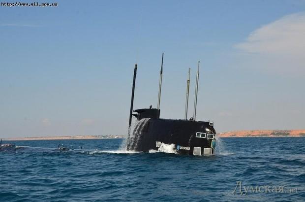какие подводные лодки в крыму