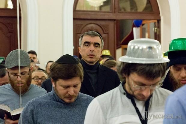 Экс-кандидат в нардепы Григорий Гриншпун