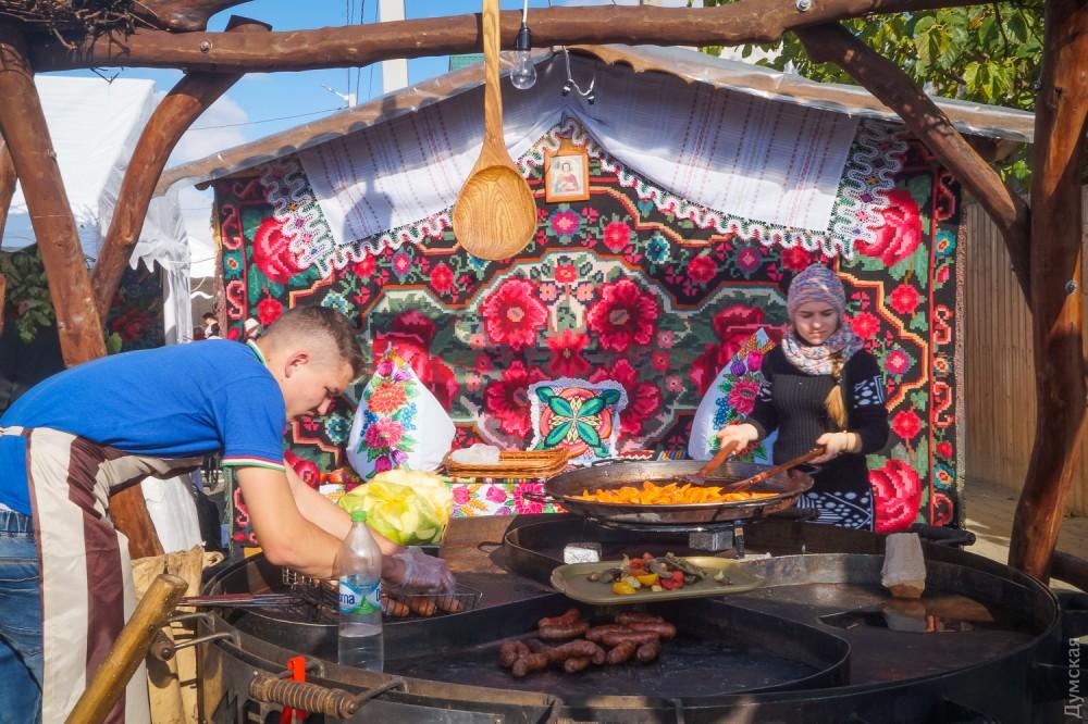 В Гагаузии очень вкусная кухня, отличающаяся от молдавской