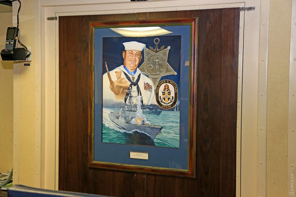 Джеймс Эллиот Уильямс - самый титулованный моряк американского флота