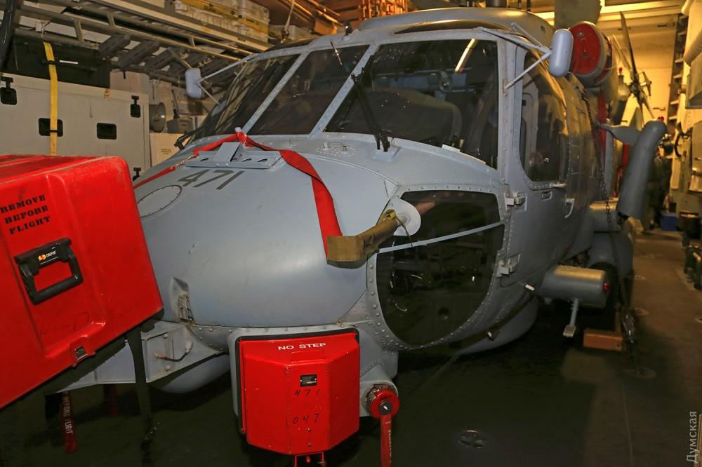 Вертолет Сикорский SH-60