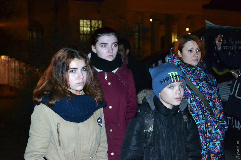 Без Кузьмы: одесситы почтили память Скрябина фото 9