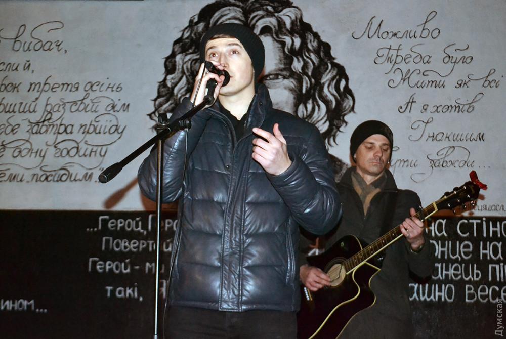 Без Кузьмы: одесситы почтили память Скрябина фото 4