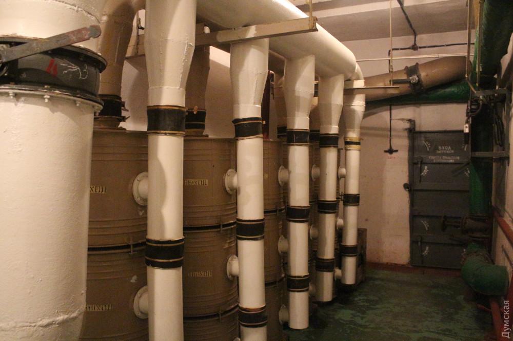 Фильтровентиляционный агрегат