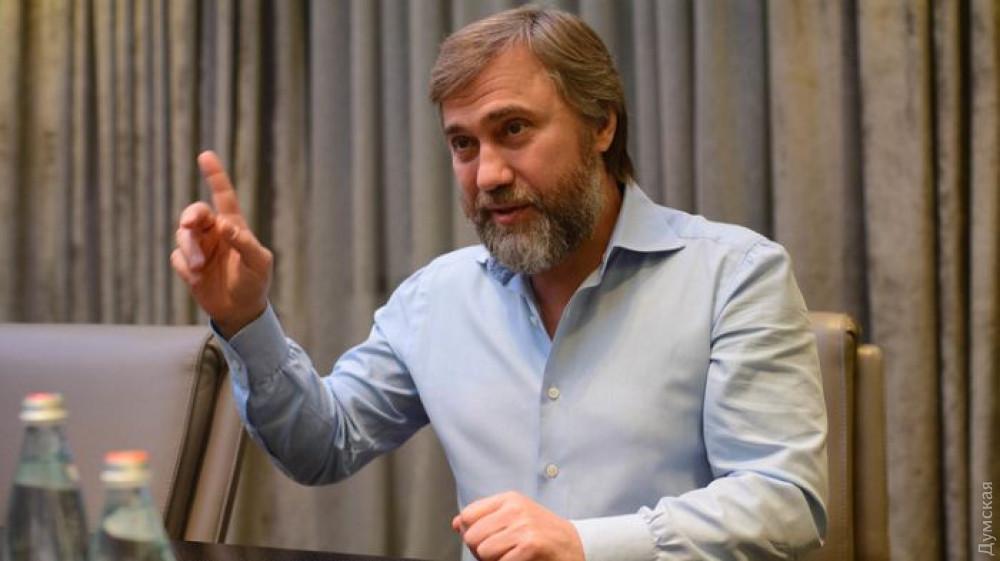 Бизнесмен Новинский открестился от покупки одесского «Черноморца»