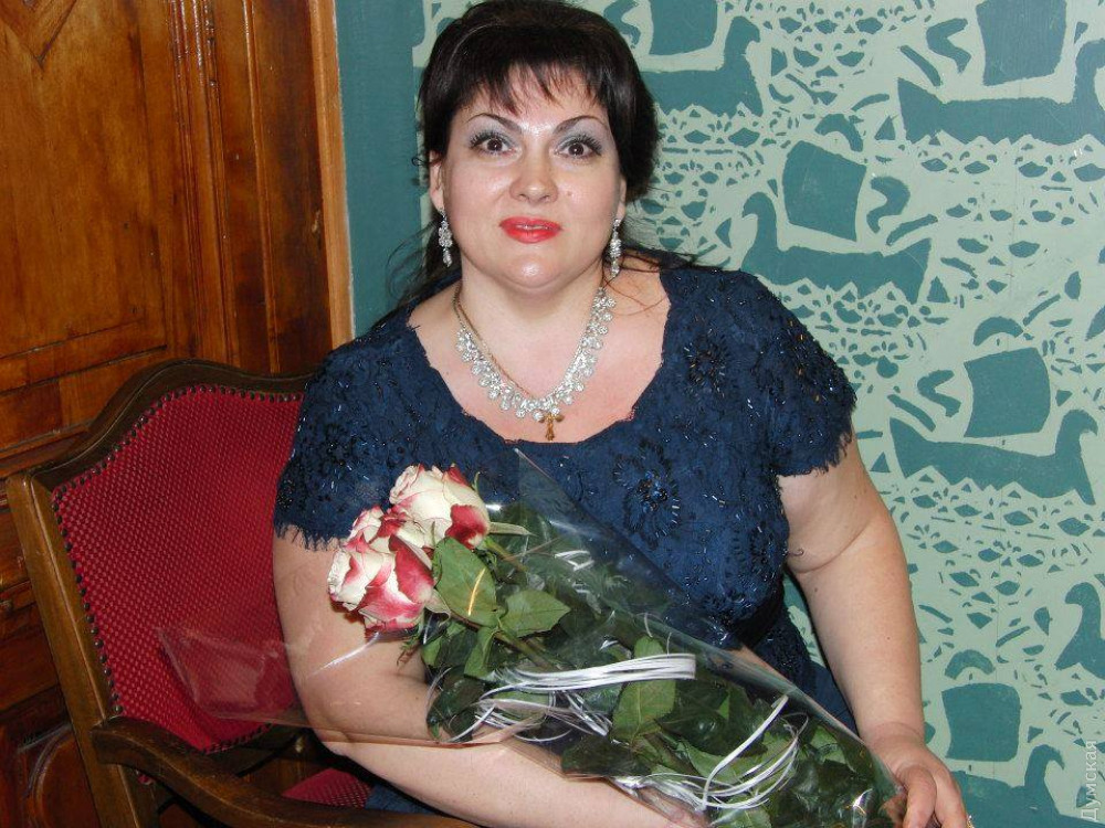 Валентина Мусиенко-Репская