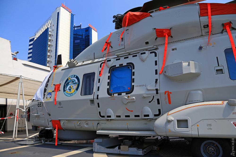 Авиационное вооружение - вертолет NH90