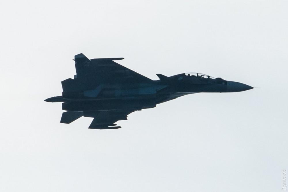 Российские Су-30СМ