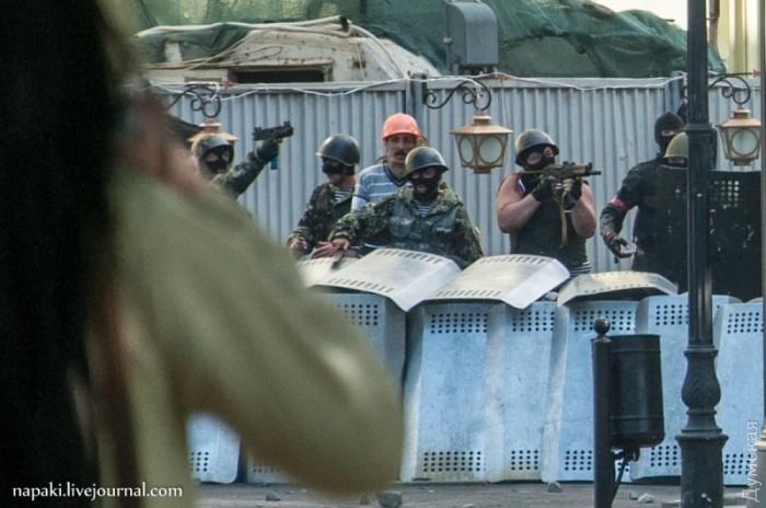 """Будько и другие """"мирные"""" любители России стреляют по сторонникам независимости Украины"""