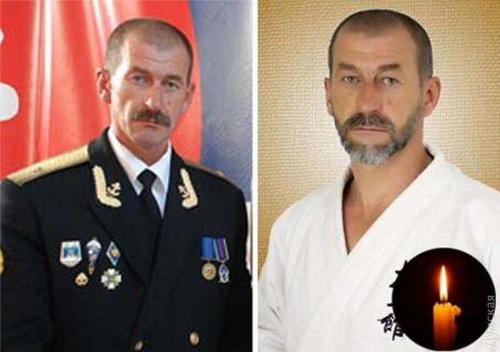 Под Мариуполем погиб офицер из Одесской области