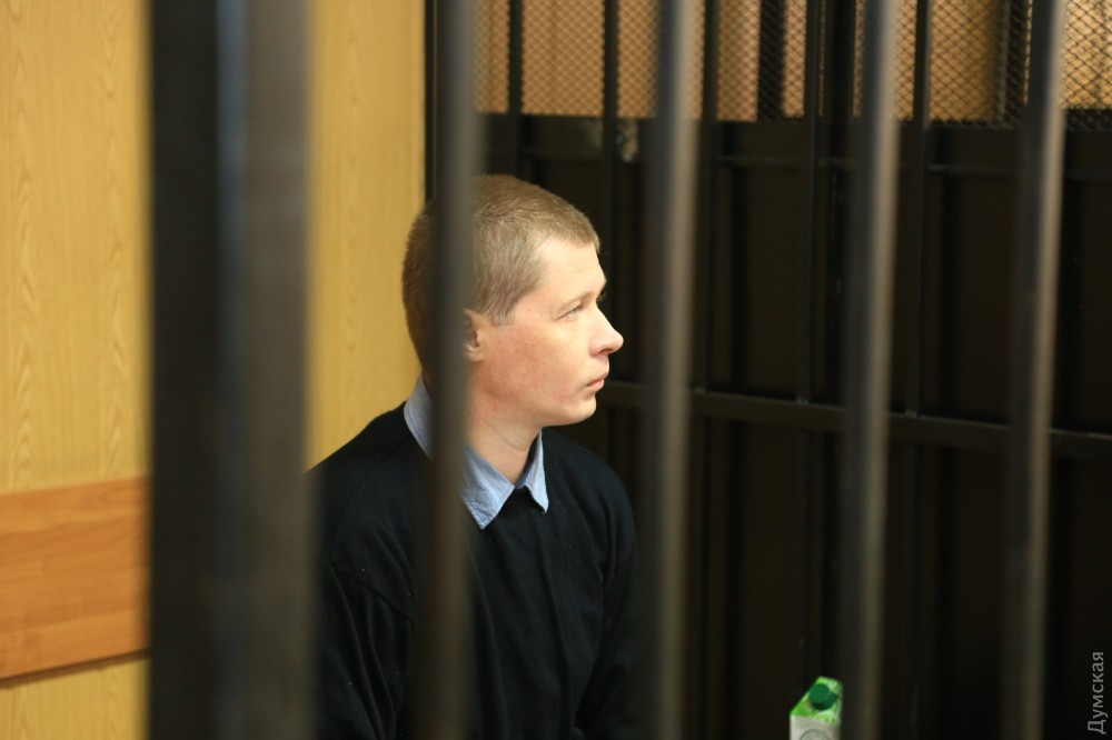 В Одессе продолжают держать под стражей оправданного по «делу 2-го мая» россиянина
