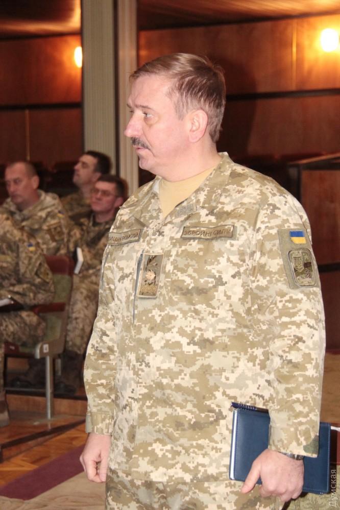 Генерал-майор Олег Вишневский