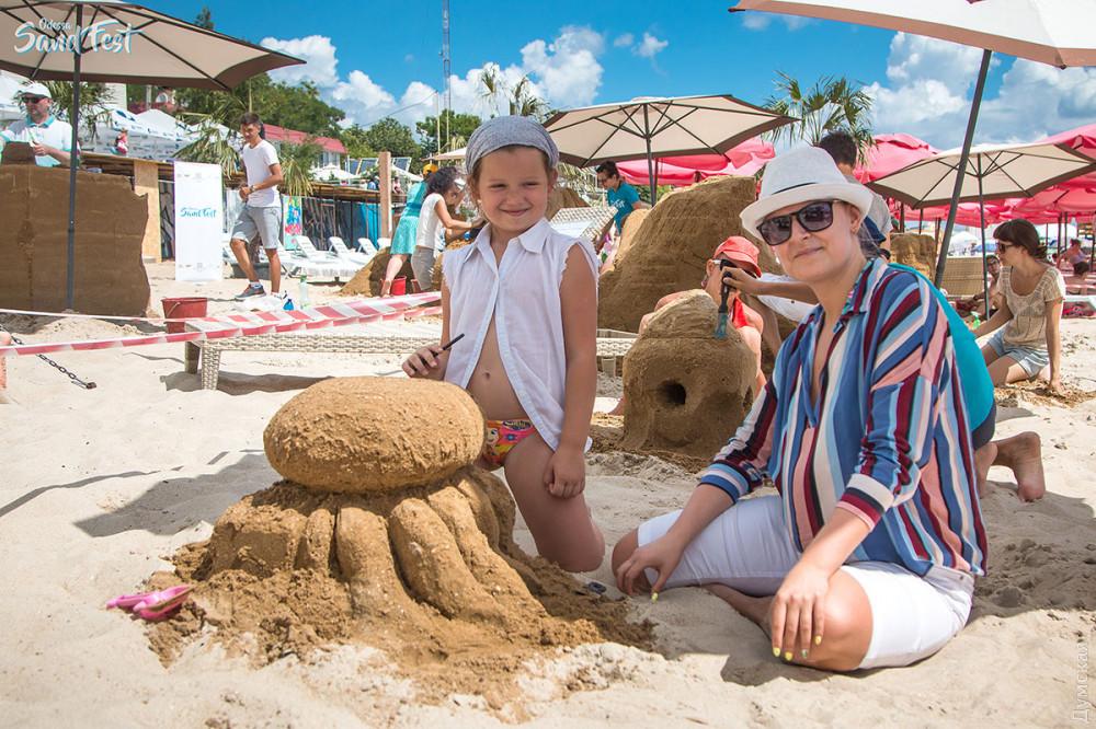 Скульптура медузы победила в детском конкурсе