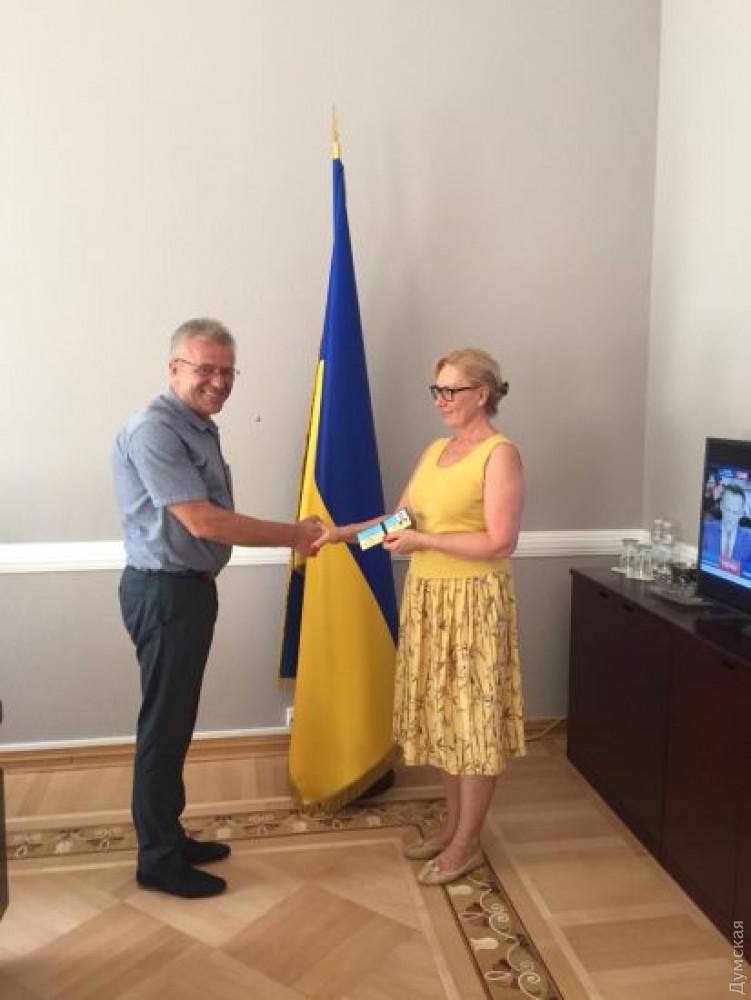 В Одессе будет работать представитель омбудсмена