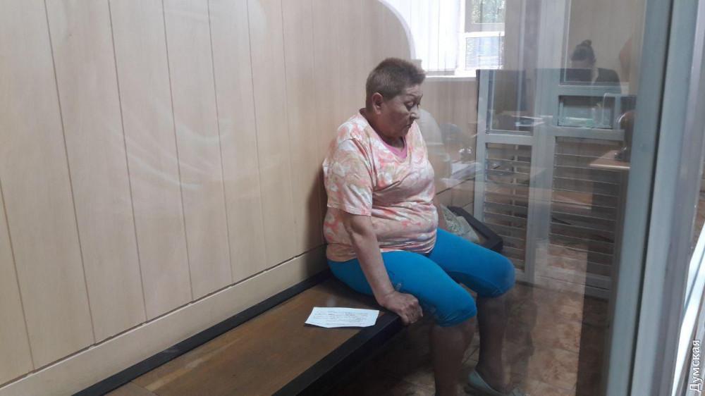Апелляционный суд снова оставил в СИЗО виновницу смертельного ДТП на Тираспольском шоссе