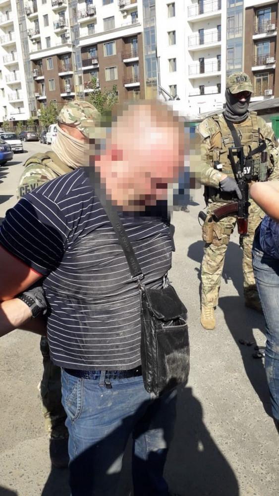 Попавшиеся на вымогательстве одесские полицейские «зарабатывали» до $20 тысяч за раз