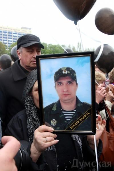 40 кадров: как одесситы поминали погибших 2 мая на Куликовом, фото-14