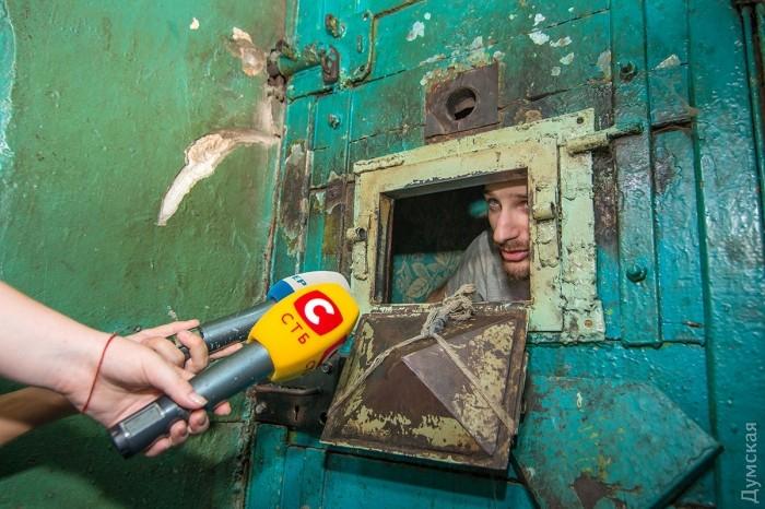 Сидельцы рассказывают об условиях, которыми одесская тюрьма исправляет преступников