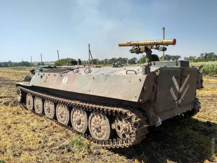 """""""Штурм-С"""" - подвижный противотанковый комплекс. Восстановлен одесскими волонтерами"""