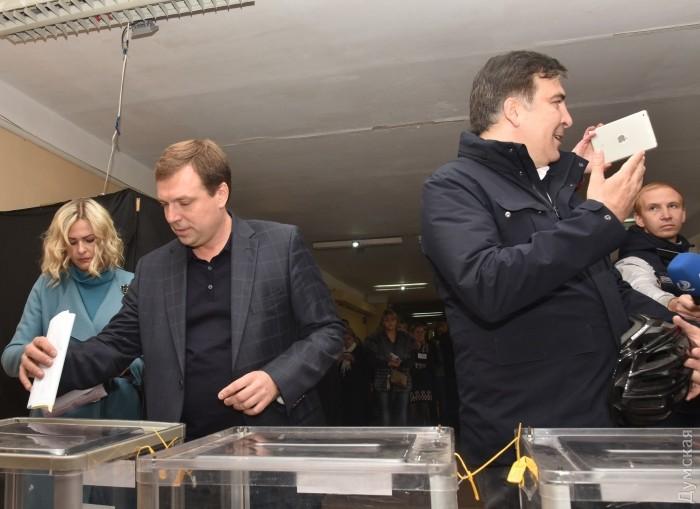 МВД получило 470 сообщений о нарушениях на местных выборах - Цензор.НЕТ 7904