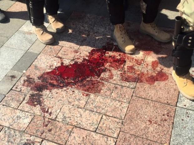 Депутат Гончаренко назвал события в Киеве жестокой провокацией Кремля, фото-1