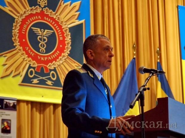 СБУ: Главному инспектору Одесской таможни выдвинуто подозрение в получении крупной взятки - Цензор.НЕТ 7451