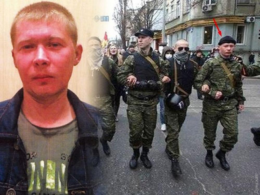 Участник событий 2 мая остался за решеткой во время обмена военнопленными