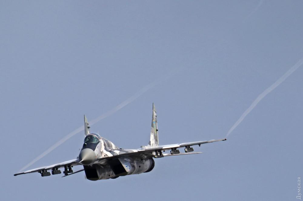 Истребитель Миг-29МУ1