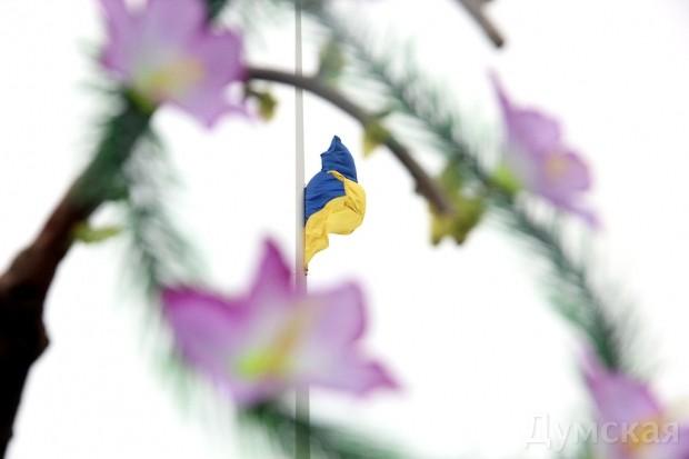 40 кадров: как одесситы поминали погибших 2 мая на Куликовом, фото-7
