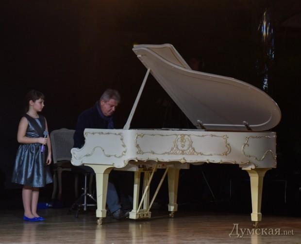 Анна Ткач и Юрий Кузнецов