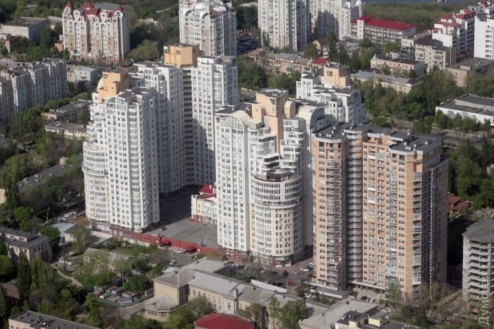 Жилой комплекс на Французском бульваре в районе ОНУ им. Мечникова