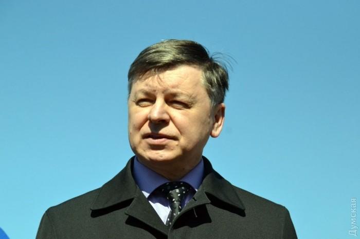 Начальник управления СБУ в Одесской области Сергей Батраков