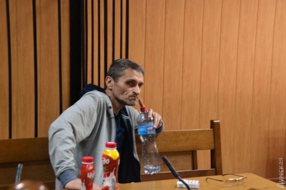 В Одессе на карманной краже в который раз задержали представителя крупного «вора в законе»