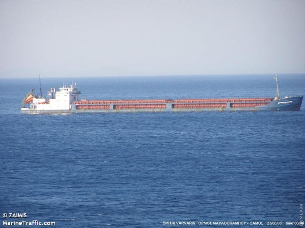 Возле Одессы стоит неисправное судно с экипажем, которое бросил судовладелец: у моряков заканчиваются продукты