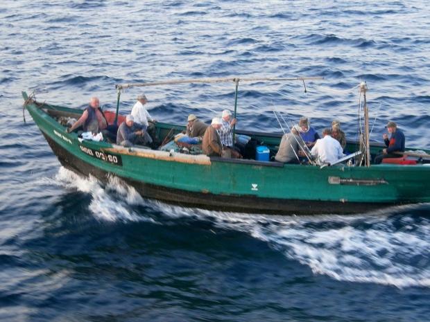 Рыбаки, заплывшие «за буйки», расплатились 6-ю протоколами и штрафом, фото-6