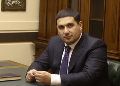 Главой Союза армян Украины во второй раз избран Вилен Шатворян