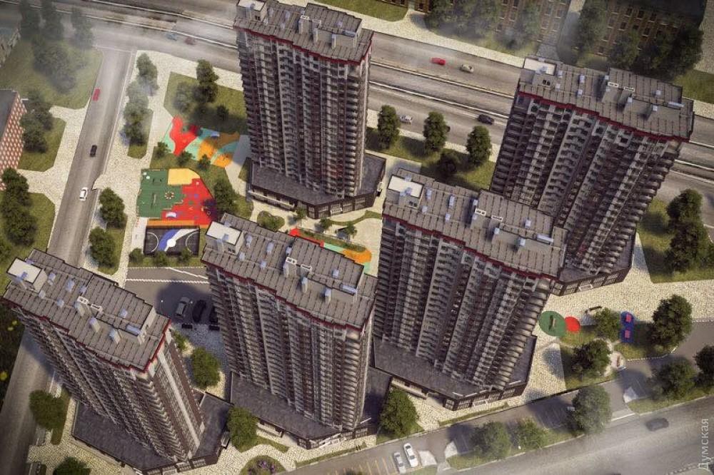 ... а строят 23-хэтажки без социальной инфраструктуры