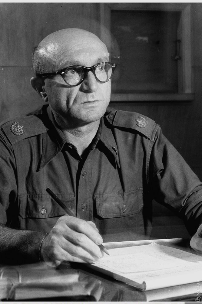 Яаков Дори - первый начальник Генерального штаба Армии Обороны Израиля