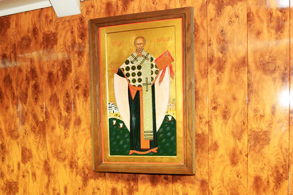 Святой Николай - покровитель моряков