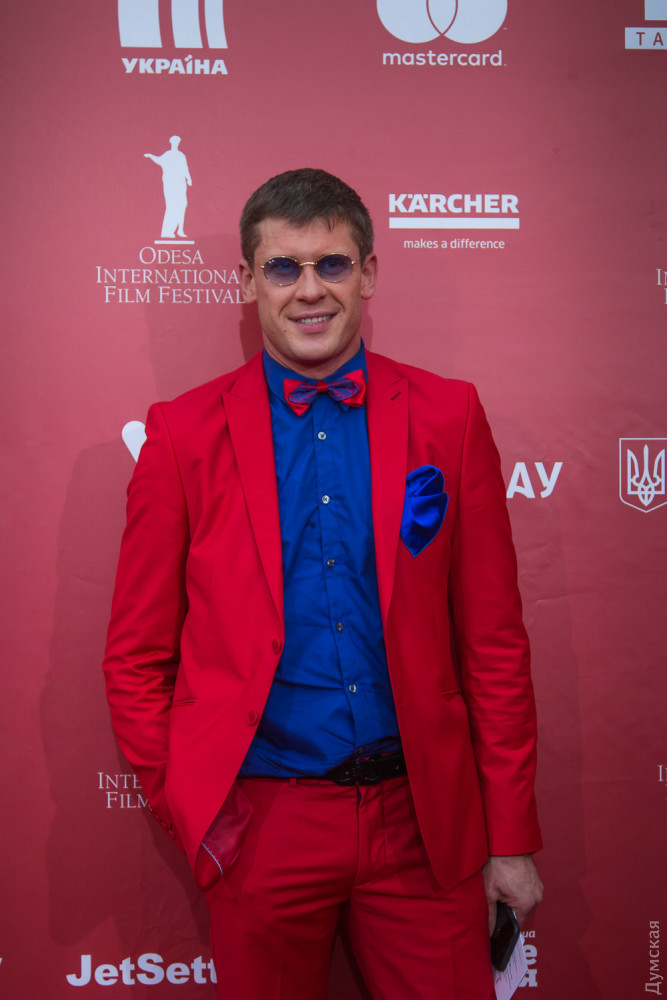 Красненький Алексей Тритенко