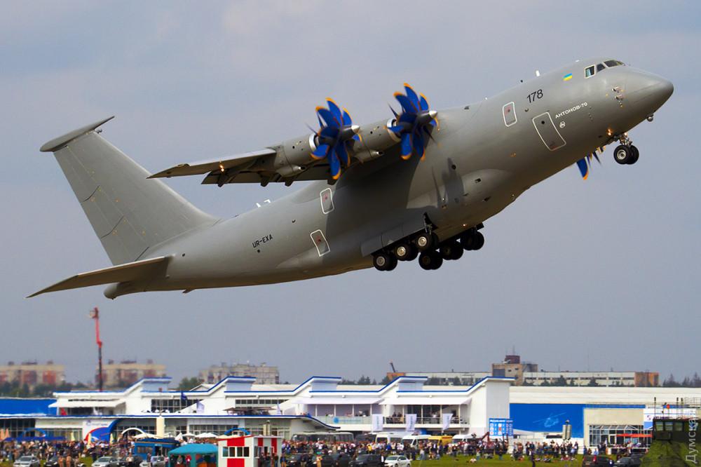 Военно-транспортный Ан-70