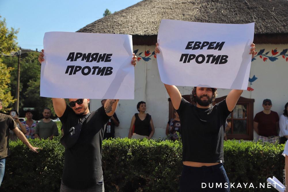Артур Петросян и Дмитрий Каневский
