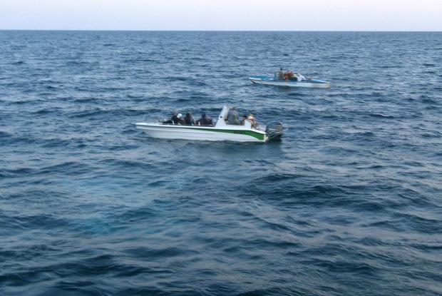 Рыбаки, заплывшие «за буйки», расплатились 6-ю протоколами и штрафом, фото-7